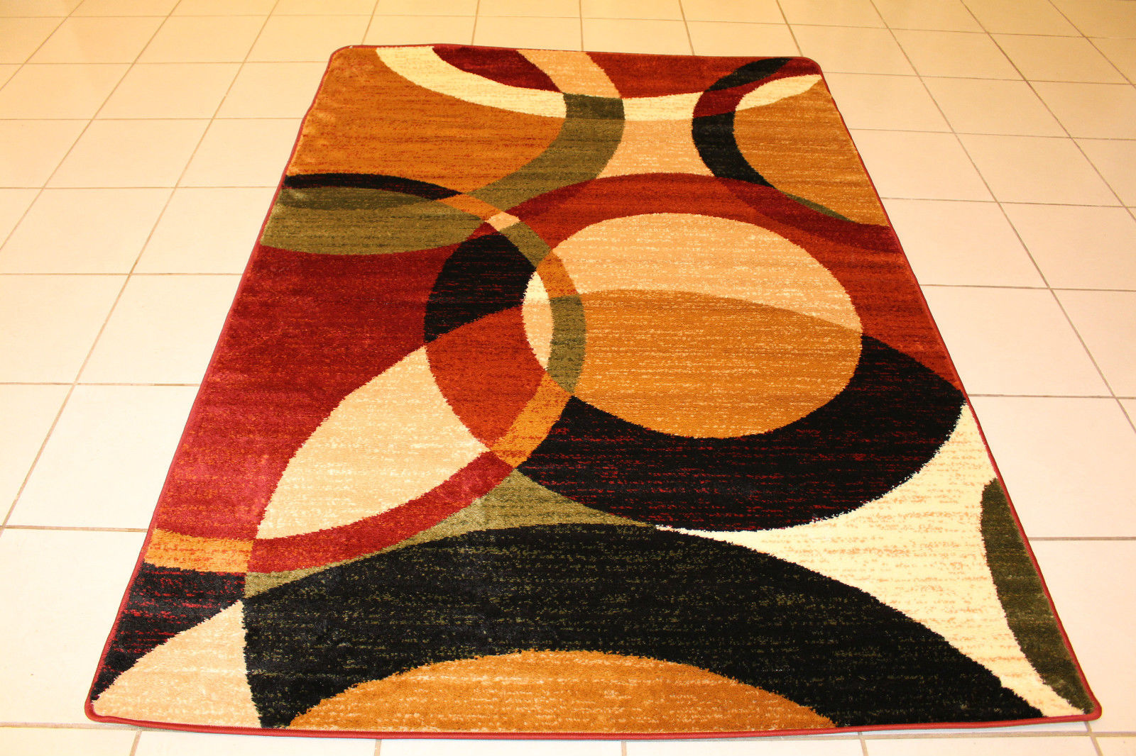 Contemporary Area Rug Image
